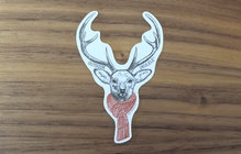 Deer_decal